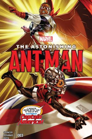 The Astonishing Ant-Man (2015) #3