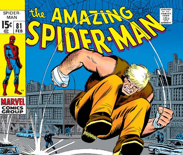 Amazing Spider-Man (1963) #81