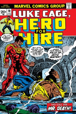 Luke Cage, Hero for Hire (1972) #10