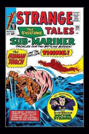 Strange Tales #125