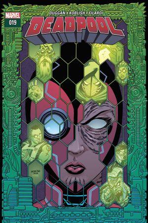Deadpool (2015) #19
