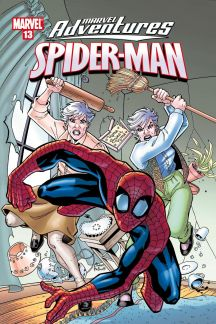 Marvel Adventures Spider-Man (2005) #13