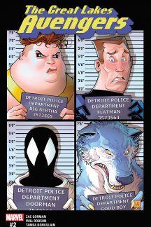 Great Lakes Avengers (2016) #2