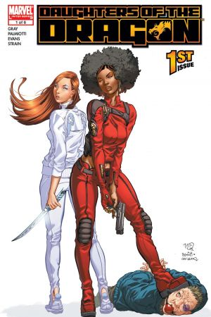 Daughters of the Dragon (2006) #1