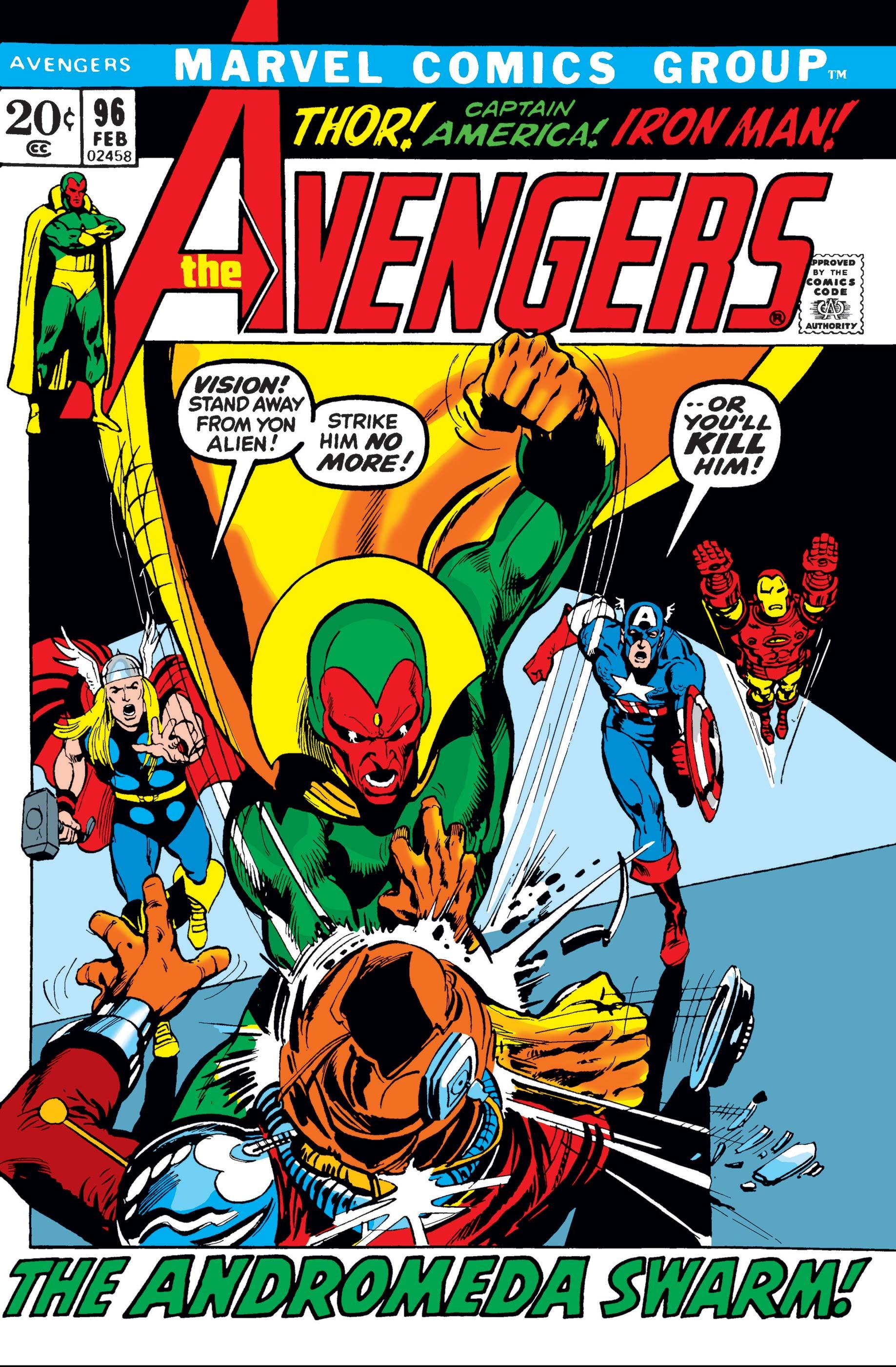 Avengers (1963) #96