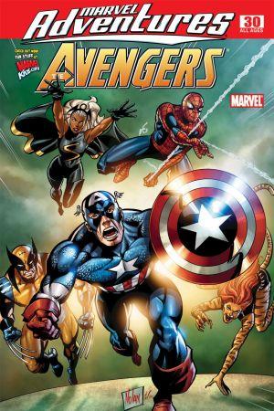 Marvel Adventures the Avengers #30