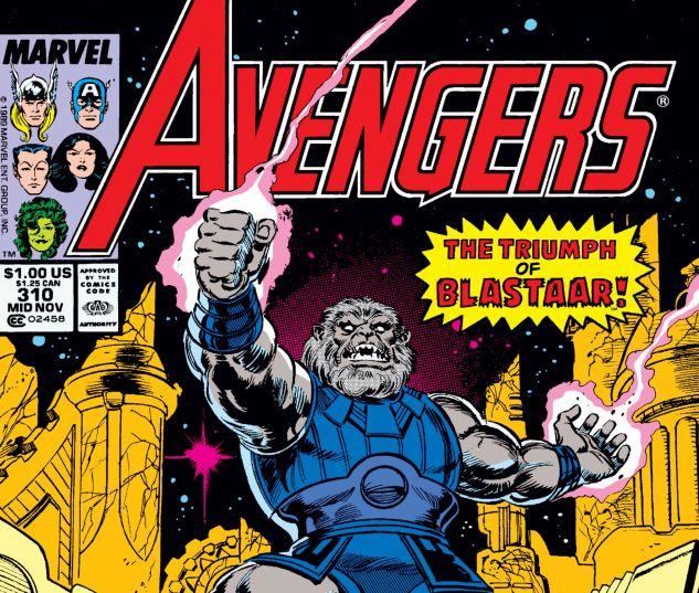 Avengers (1963) #310
