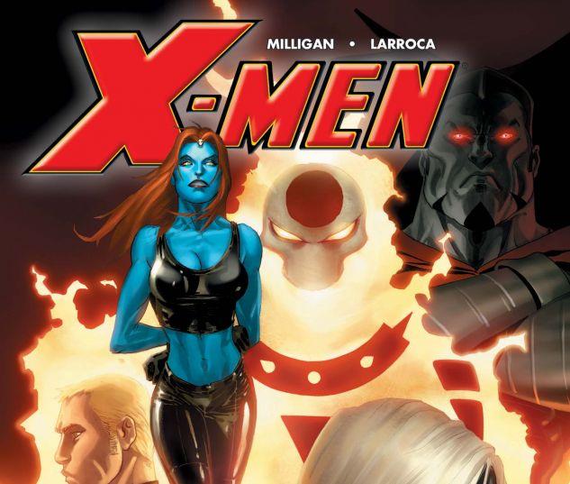 X-MEN (2004) #187