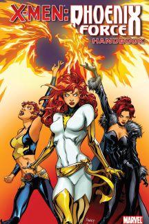 X-Men: Phoenix Force Handbook #1