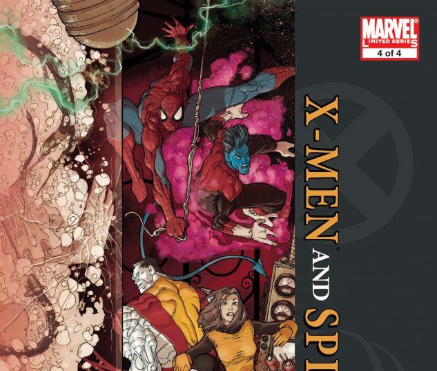 X-Men/Spider-Man (2008) #4
