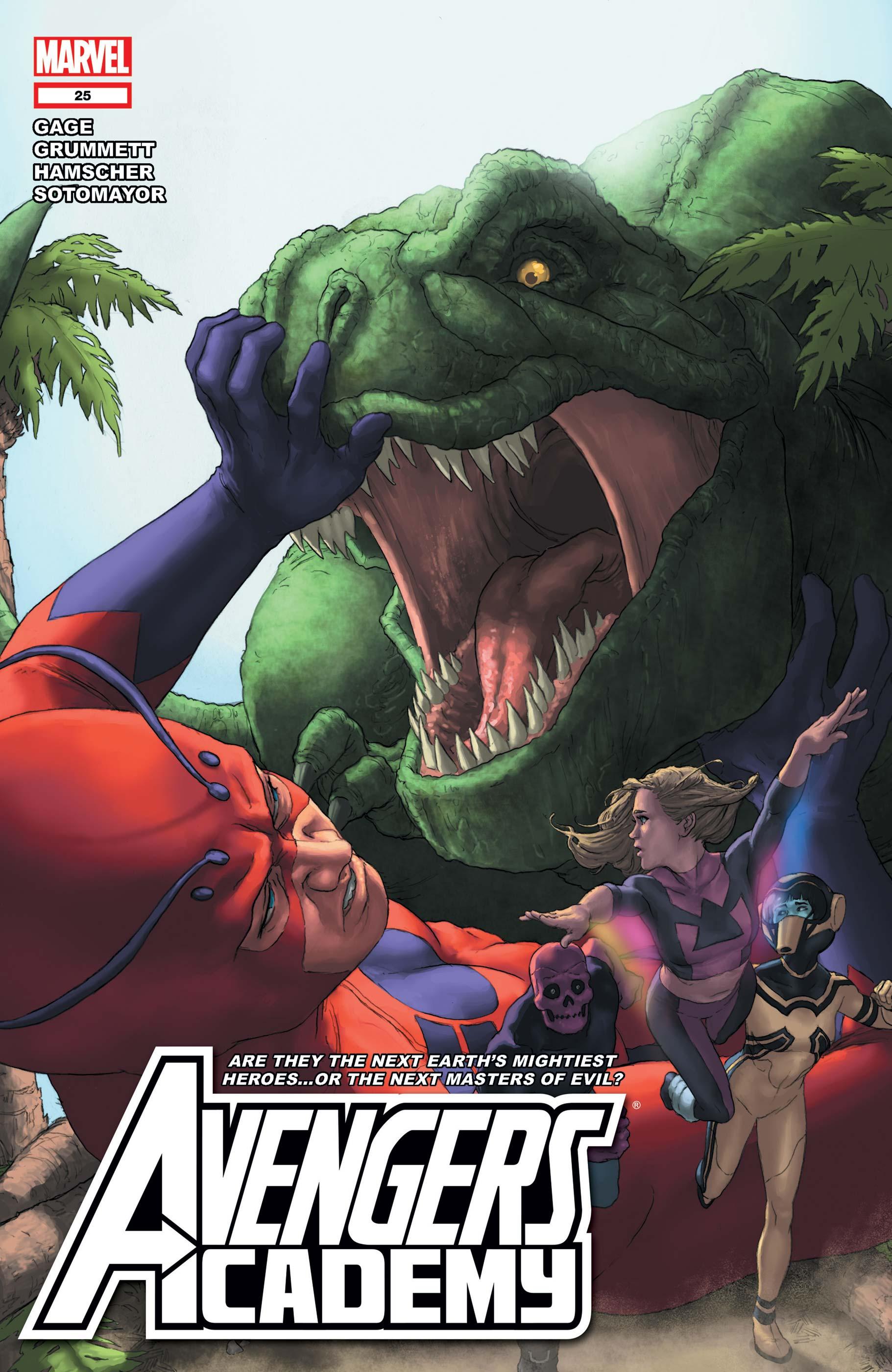 Avengers Academy (2010) #25
