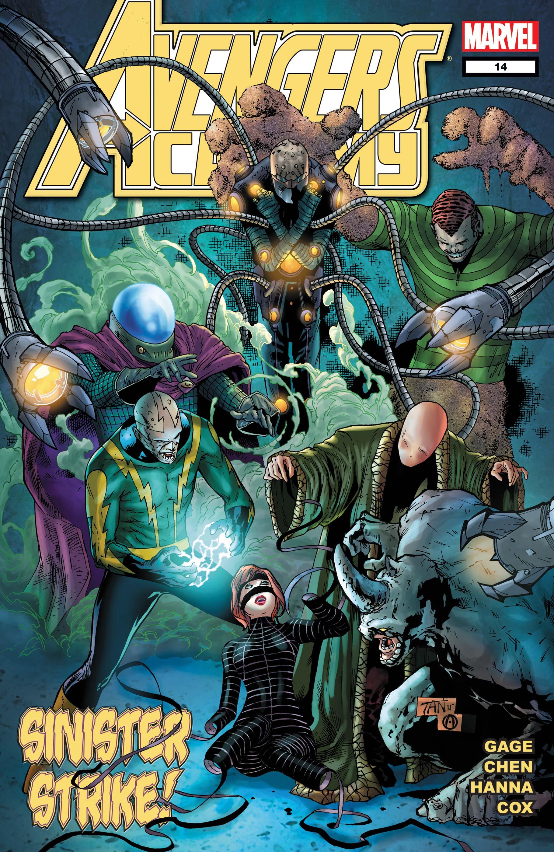 Avengers Academy (2010) #14
