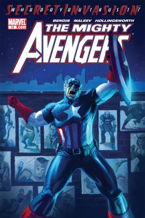 The Mighty Avengers (2007) #13