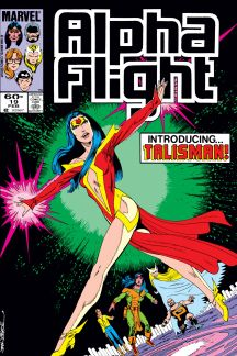 Alpha Flight #19
