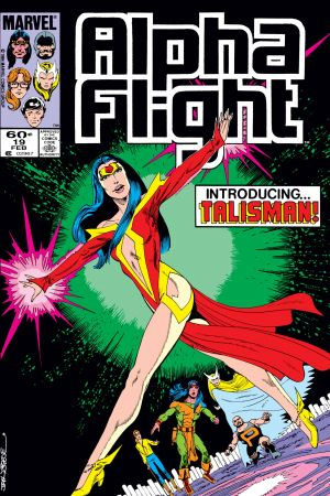 Alpha Flight (1983) #19