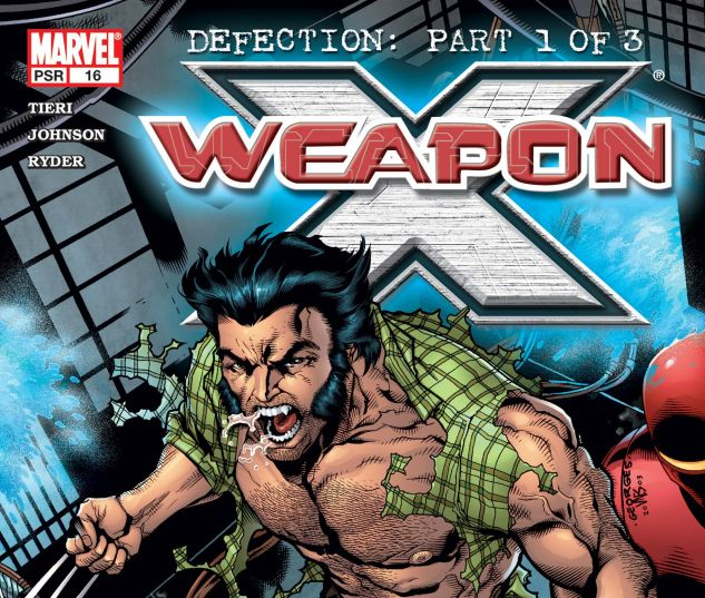WEAPON X (2002) #16