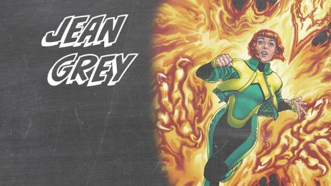 Jean Grey – Marvel 101