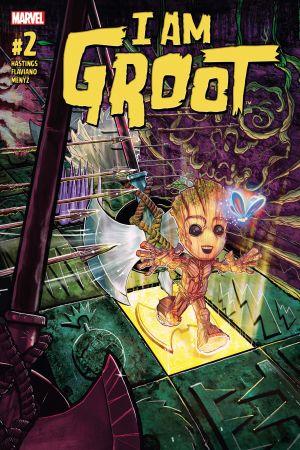 I Am Groot #2