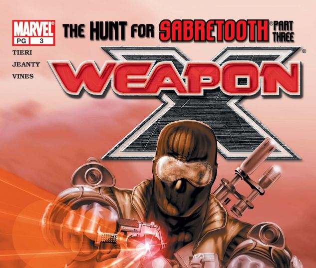Weapon X (2002) #3