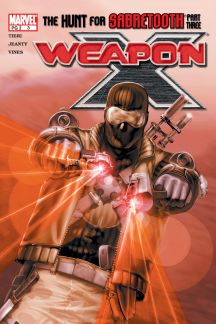 Weapon X #3