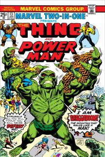Marvel Two-in-One (1974) #13