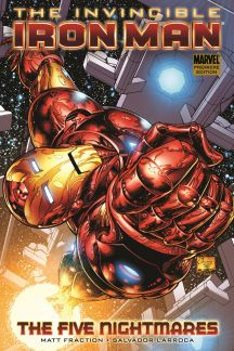 Invincible Iron Man Vol. 1: The Five Nightmares (Trade Paperback)