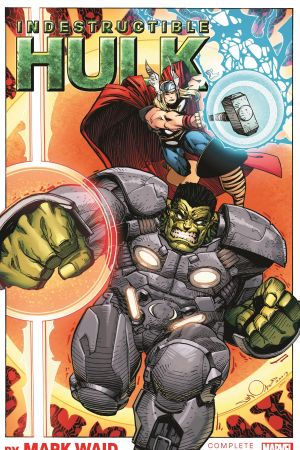 Indestructible Hulk by Mark Waid: The Complete Collection (Trade Paperback)