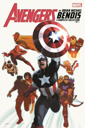Avengers by Brian Michael Bendis: The Complete Collection Vol. 2 (Trade Paperback)