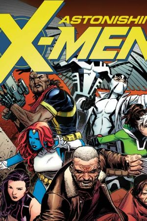 Astonishing X-Men (2017 - 2018)