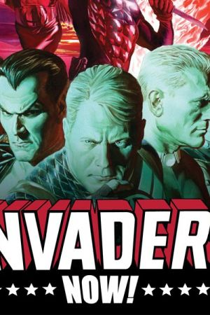 Invaders Now! (2010 - 2011)
