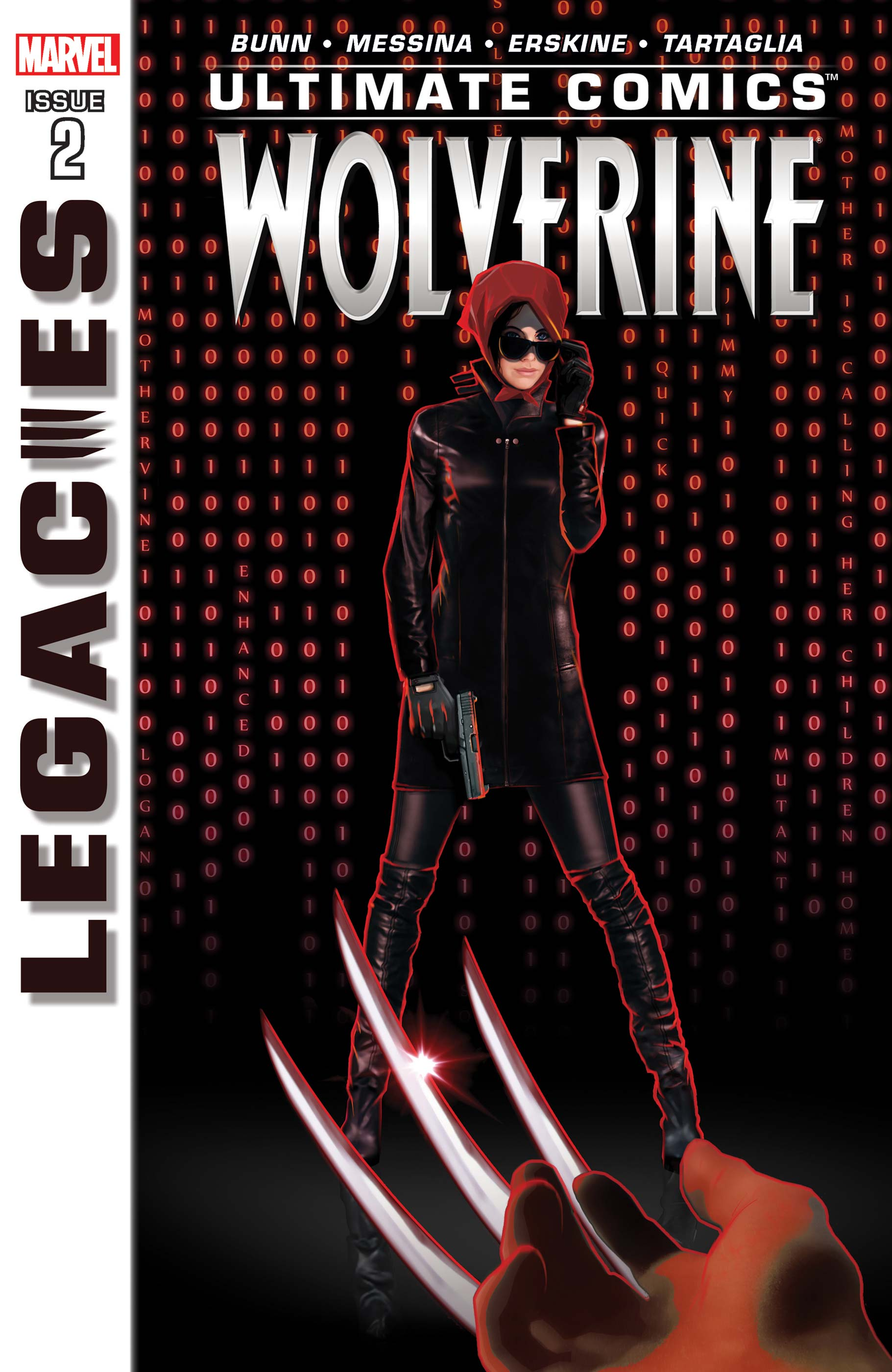 Ultimate Comics Wolverine (2013) #2