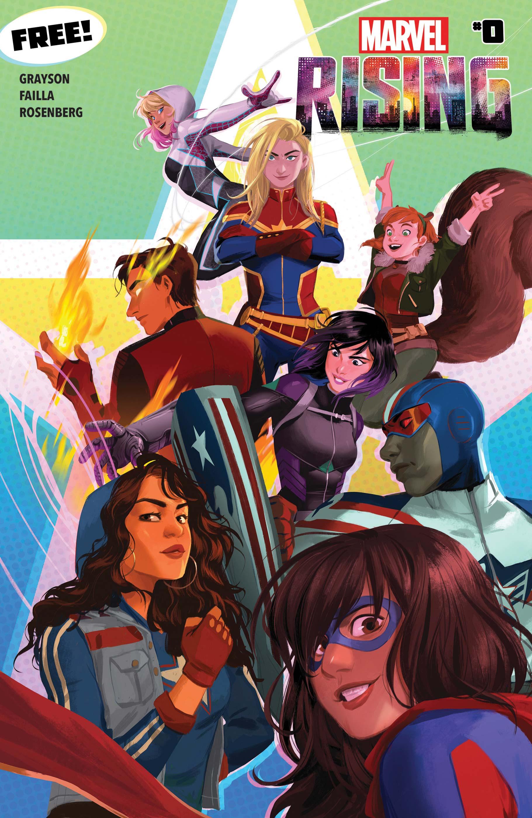 Marvel Rising (2018)