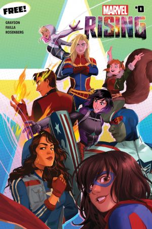 Marvel Rising #0