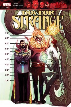 Doctor Strange #389
