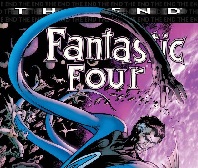 FANTASTIC FOUR: THE END (2006) #5