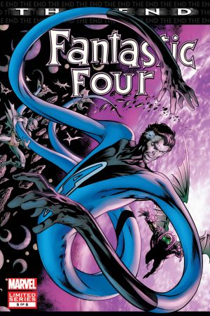 Fantastic Four: The End #5