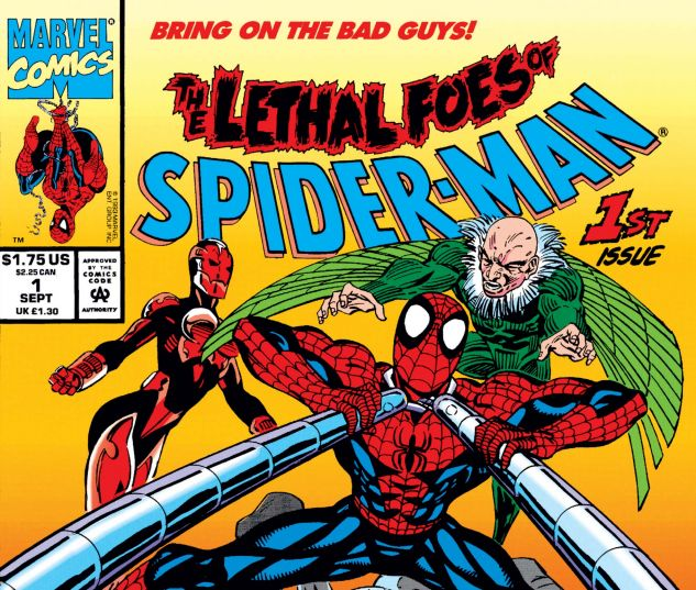 Lethal Foes of Spider-Man (1993)