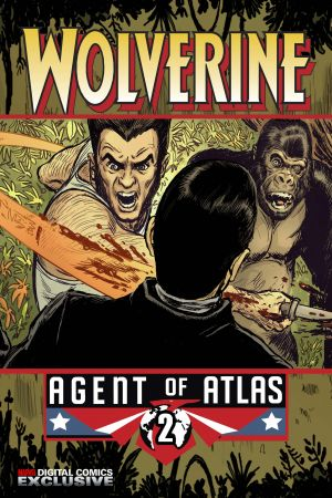 Wolverine: Agent of Atlas (2008) #2