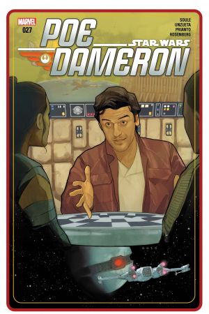 Star Wars: Poe Dameron (2016) #27