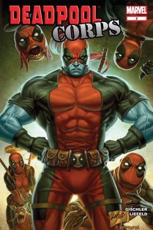 Deadpool Corps (2010) #2