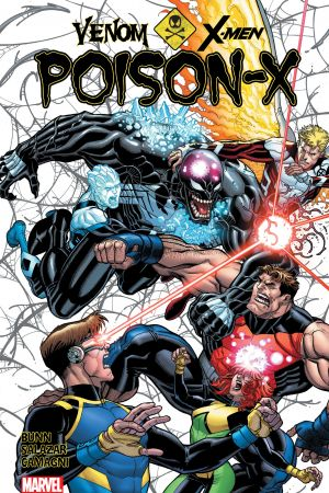 Venom & X-Men: Poison-X (Trade Paperback)