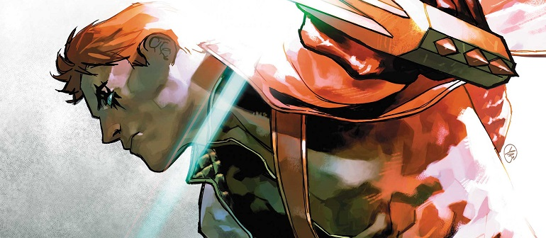 Shatterstar Gets a Solo Series