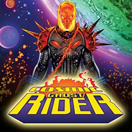 Cosmic Ghost Rider (2018 - Present)