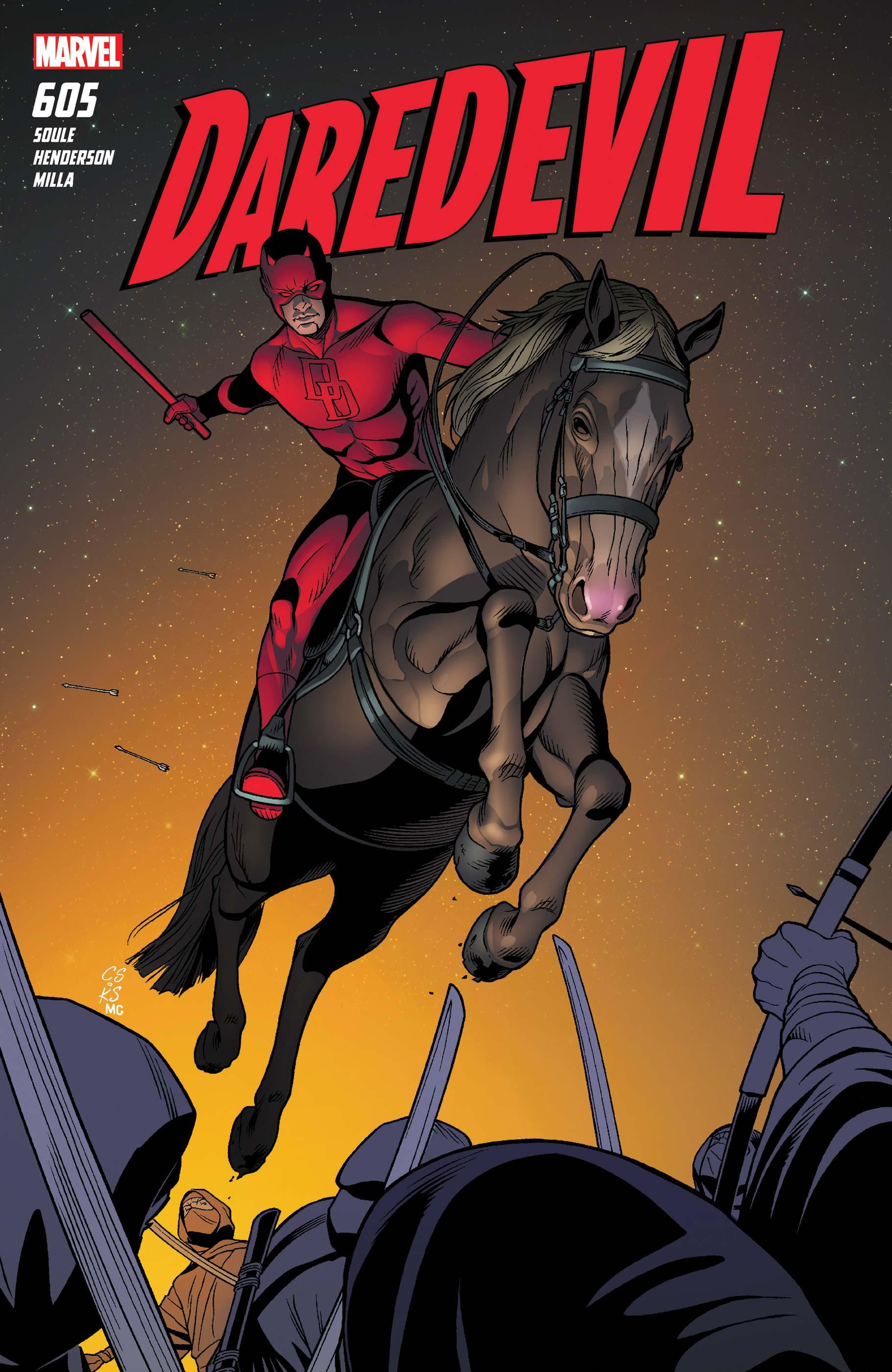Daredevil (2015) #605