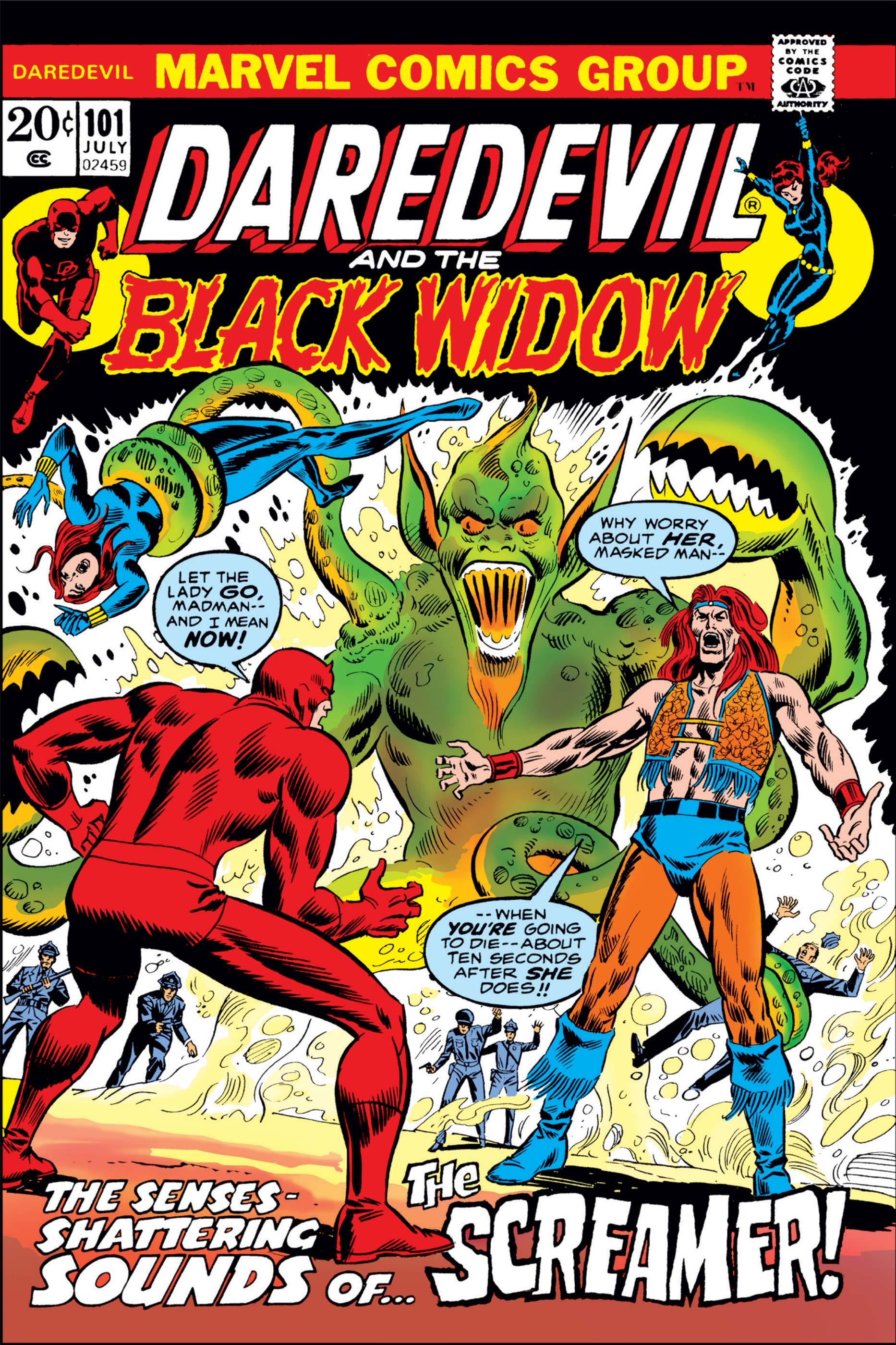 Daredevil (1964) #101