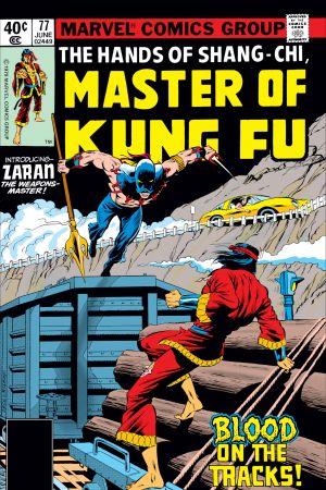 Master of Kung Fu (1974) #77