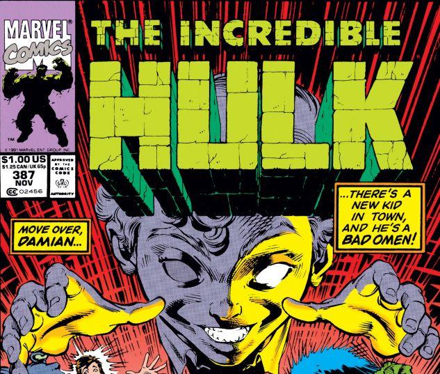 Incredible Hulk (1962) #387