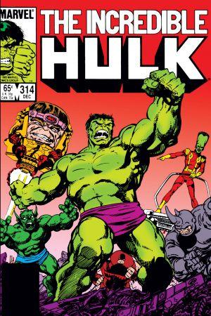 Incredible Hulk (1962) #314