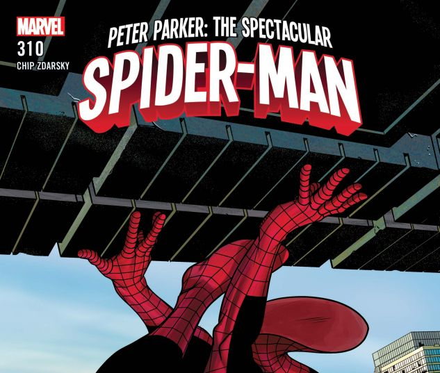Peter Parker: The Spectacular Spider-Man (2017) #310