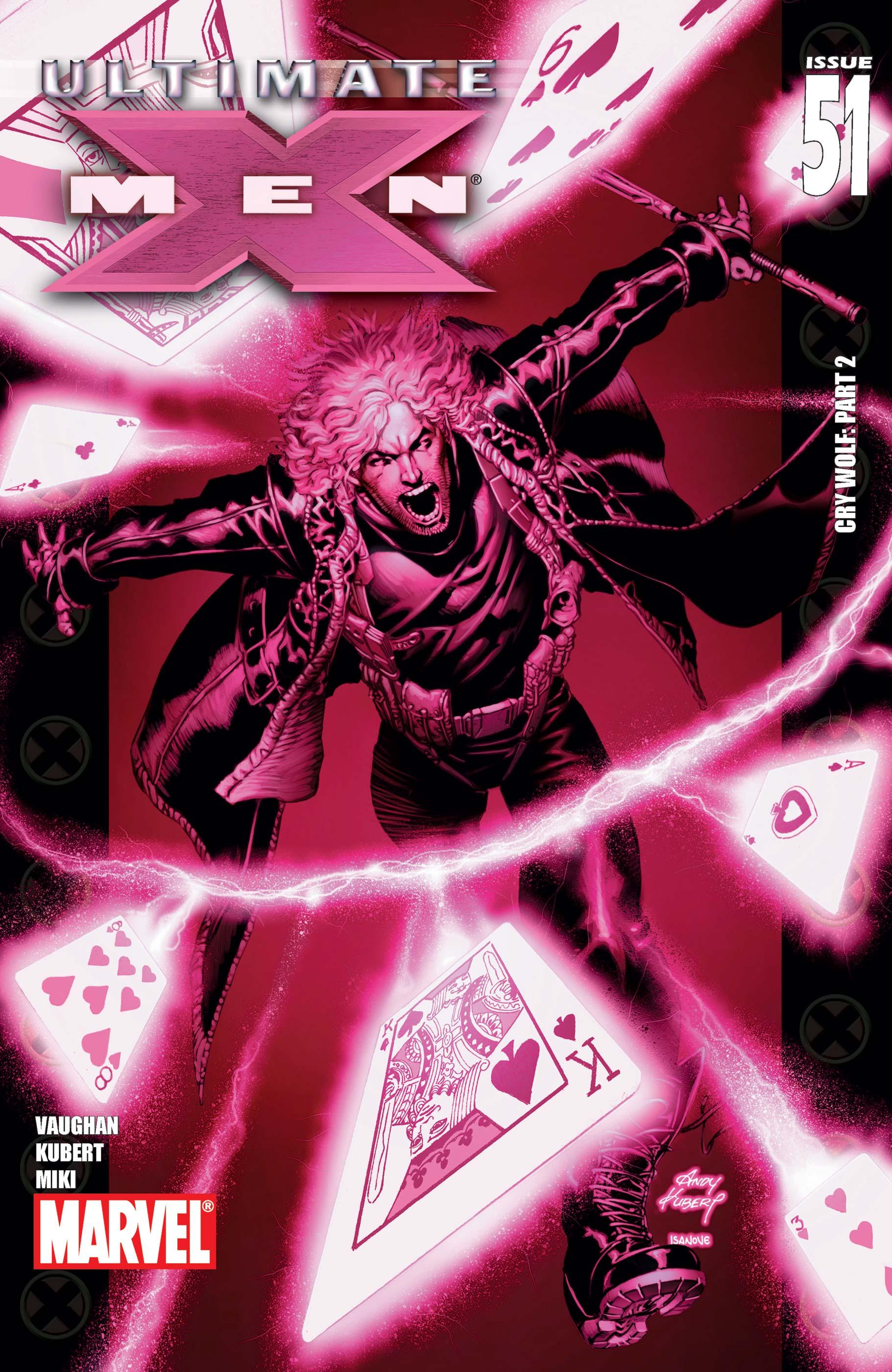 Ultimate X-Men (2000) #51